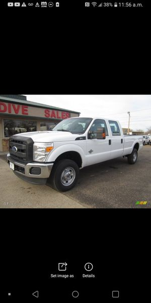 2011 white ford f350 super duty XL 6.8 for Sale in Phoenix, AZ