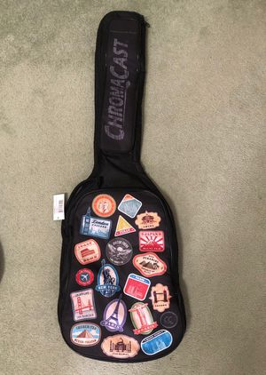 CHROMACAST WORLD TOUR BASS PRO THICK GIG BAG, BRAND NEW with tag, Fender, Ibanez, Schecter, Amp, Effects. for Sale in Pomona, CA