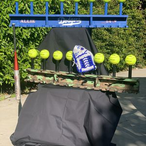 Bat Rack/ Glove Rack for Sale in Riverside, CA