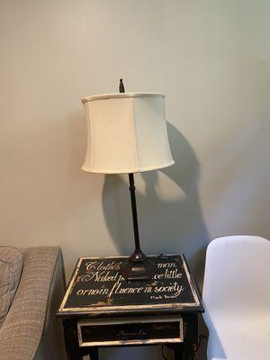 Short decorative lamp for Sale in Denver, CO