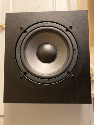 POLK AUDIO POWERED SUBWOOFER PSW250 for Sale in Valrico, FL
