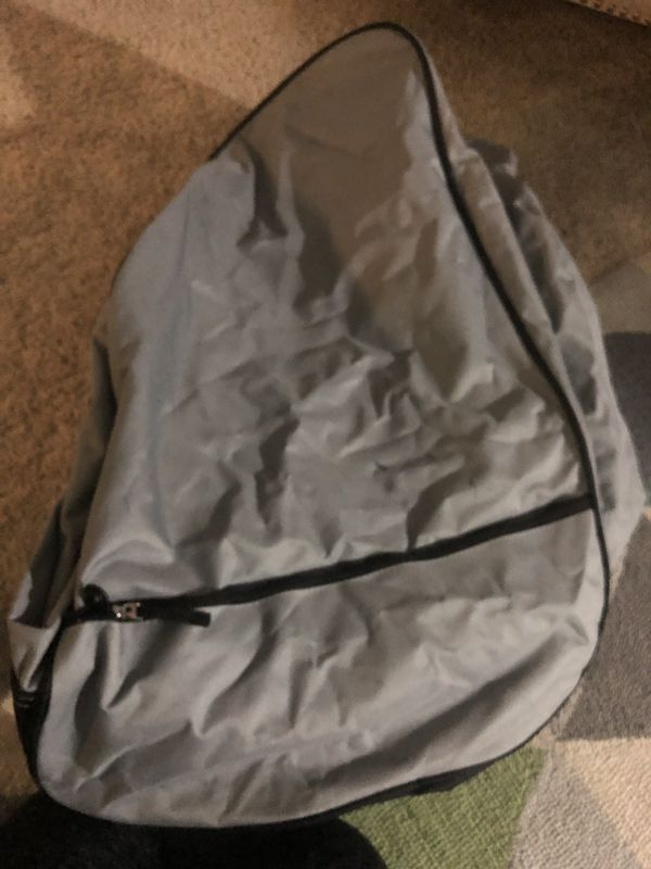 Cover Guard Car Seat Travel Bag on wheels
