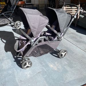 Zobo Double Stroller for Sale in Las Vegas, NV
