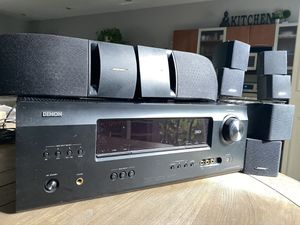 Home theater Package Bose Yamaha Denon for Sale in Fort Lauderdale, FL