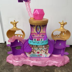 Shimmer And Shine palace And 14 Characters for Sale in Arlington, VA