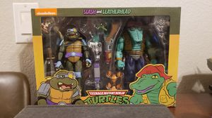 NECA TMNT SLASH AND LEATHERHEAD TARGET EXCLUSIVE for Sale in Los Angeles, CA