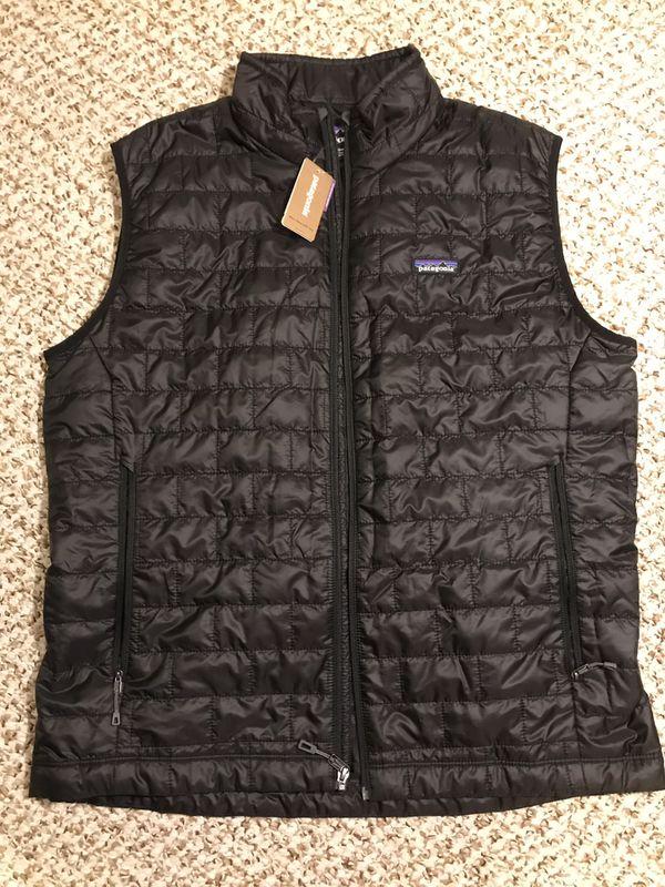 Brand New Mens XL Patagonia Nano Puff Vest