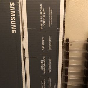 Samsung Soundbar for Sale in San Diego, CA