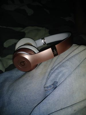 Beats Solo 3 Rose gold for Sale in West Valley City, UT