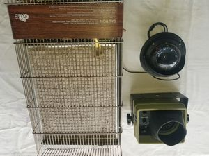 Salvaged boat parts. Heater, fish finder, compass for Sale in Renton, WA