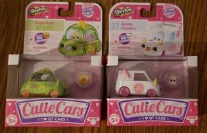 Shopkins cutie cars for Sale in Laurel, MD