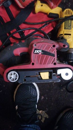 Skill belt sander for Sale in Spring Hill, FL