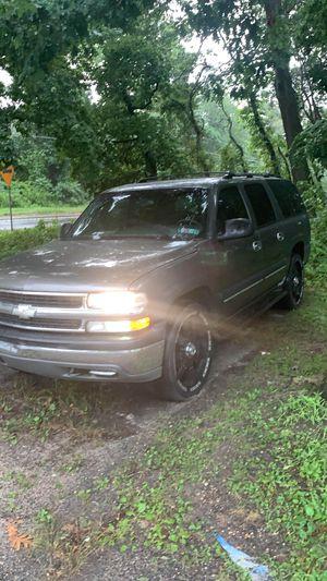 2002 Suburban Chevrolet 4D for Sale in Philadelphia, PA