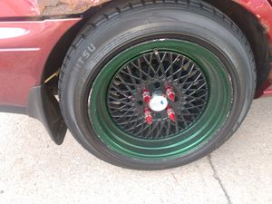 Rims 15x8 universal for Sale in North Ridgeville, OH