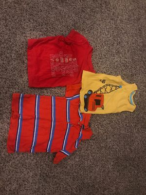 2t boys cloths 3 for 2$ for Sale in Lincoln Park, MI