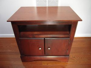 GREAT TV Media Console Stand! for Sale in Chesterfield, VA