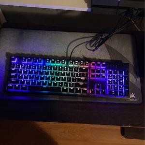 Corsair K60 Mechanical Keyboard for Sale in Mount Hamilton, CA