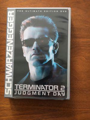 Terminator 1 and 2 DVD for Sale in Geneva, IL