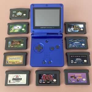 Gameboy SP Bundle W/charger for Sale in Rocklin, CA
