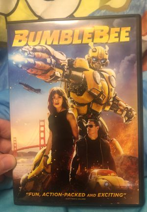 Bumblebee dvd for Sale in Spokane, WA