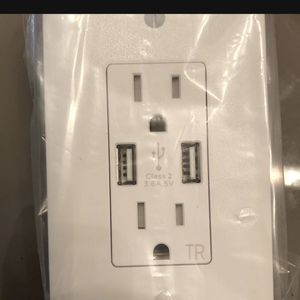3.6A USB Wall Outlets for Sale in Mount Prospect, IL