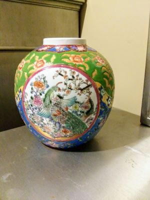 Hand painted Chinese antique Jar for Sale in La Vergne, TN