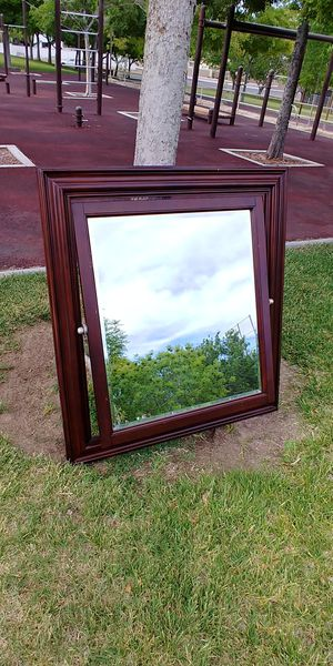 """38"""" x 41"""" Tilt Wall Mirror for Sale in North Las Vegas, NV"""