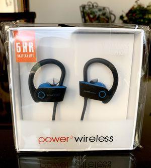 Blue Wireless Headphones for Sale in Corona, CA