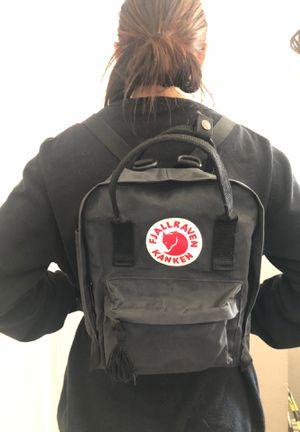 Fjallraven Kanken small black backpack for Sale in Westminster, CA