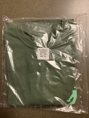 Travis Scott x Jordan T shirt M for Sale in Town Center, GA