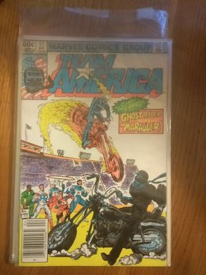 Team America Ghost rider comic for Sale in Kingsport, TN