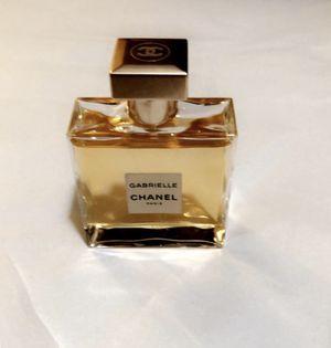 Chanel Gabrielle eau de perfume 1.7oz for Sale in Missoula, MT