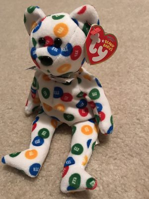 Ty Beanie Baby M&M's Collection 2008 with Mint Tag retired for Sale in Wichita, KS