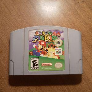 Super Mario 64 for Nintendo 64 for Sale in Providence, RI