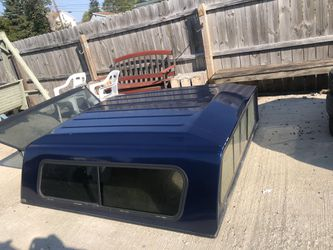Truck cap from Chevy Silverado for Sale in Selinsgrove,  PA