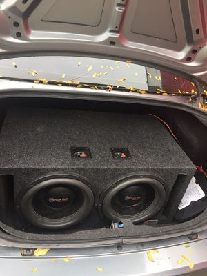 2 American bass xfls for Sale in Detroit, MI