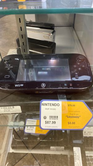 Nintendo Wii U for Sale in Tampa, FL