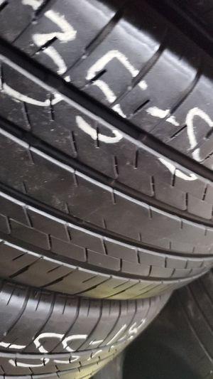 235/55/18 Bridgestone Tire Set for Sale in Chula Vista, CA