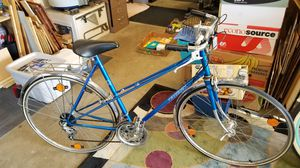 Peugeot bike bicycle cruiser racing 10 speed for Sale in Clovis, CA