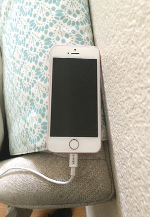 iPhone SE for Sale in Fontana, CA