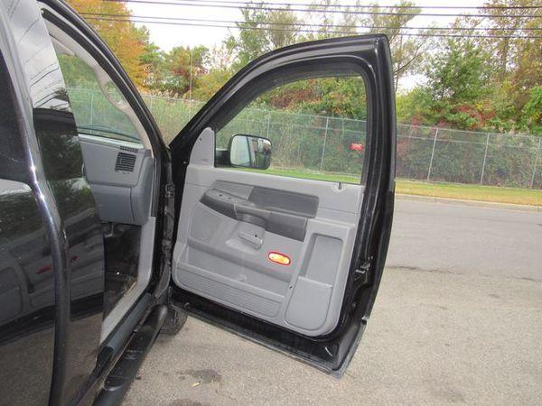 2007 Dodge Ram 3500 Regular Cab