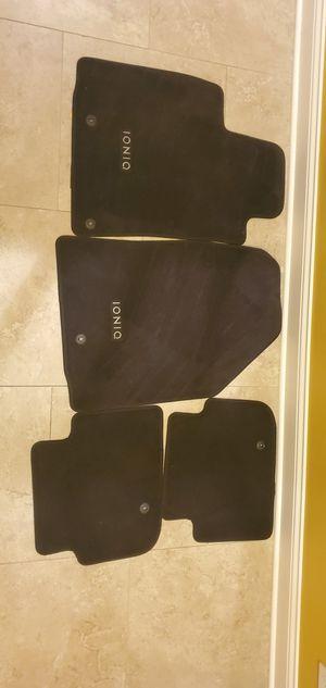 Genuine Hyundai Ioniq floor mats for Sale in Palatine, IL