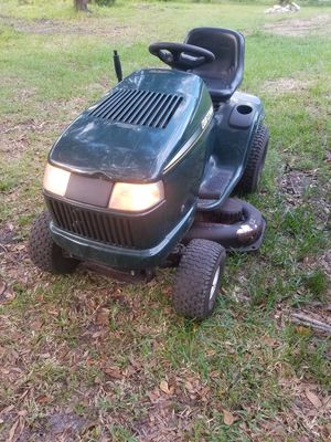 """Craftsman riding mower 46"""" deck for Sale in Wimauma, FL"""