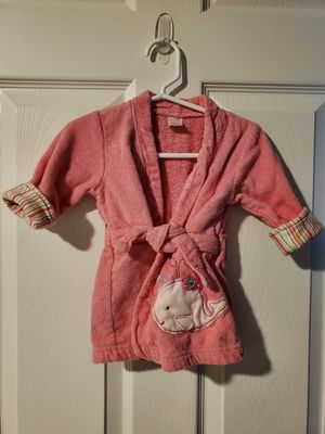 Carters 0-9 months baby robe for Sale in Federal Way, WA