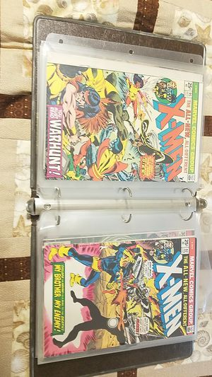 Comic book collection large assortment of mostly marvel DC and others also have statues have about 10 boxes all sealed really needs to be seen for Sale in Westbrook, CT