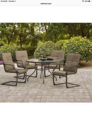 New!! Outdoor Dinning chair, set of 4, patio furniture for Sale in Phoenix, AZ