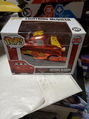 Funko Pop Lightning Mcqueen target exclusive for Sale in Vista, CA