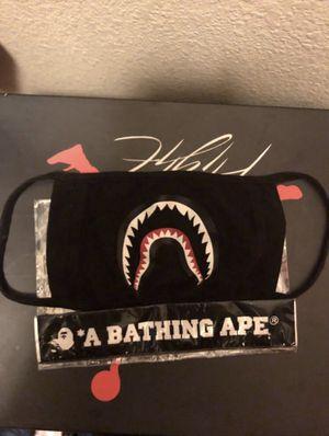 Bape Mask (Black) for Sale in Las Vegas, NV
