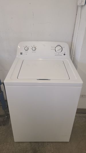 White Kenmore Washer #62 for Sale in Denver, CO