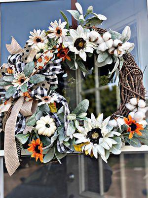 Custom wreaths and door hangings for Sale in Plano, TX